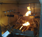 Fire Test System for Valves
